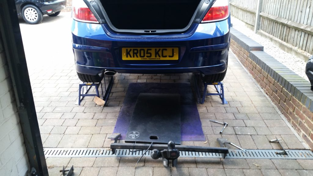Witter towbar for Mk5 Astra 5d