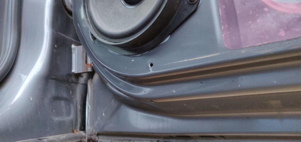 Fix Astra H Rainwater Leak in Door – [Abs-Zero]
